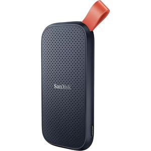 SanDisk SDSSDE30-480G-G25 480 GB Portable Solid State Drive - External - USB 3.2 Type C