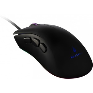 SUREFIRE Condor Claw Gaming Mouse - USB 2.0, USB 3.2 (Gen 1) - 8 Button(s) - 8 Programmable Button(s) - Cable - 6400 dpi -