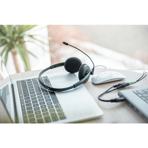 ASSMANN Electronic DA-12202. Product type: Headset, Wearing style: Head-band, Recommended usage: Office/Call center. Conne