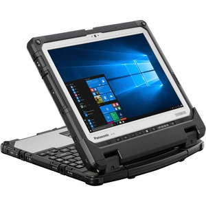 """Panasonic Toughbook CF-33 CF-33GEPTVTG LTE 30.5 cm (12"""") Touchscreen Rugged 2 in 1 Notebook - QHD - 2160 x 1440 - Intel Co"""