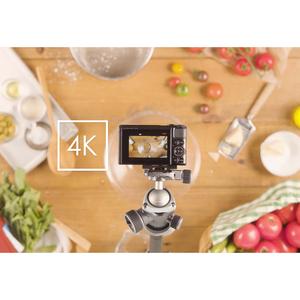 "Cámara Compacta Canon PowerShot SX740 HS - 20,3 Megapíxel - Negro - 1/2,3"" Sensor - Sí - 7,5 cm (3"")LCD - 40x Zoom Óptico"