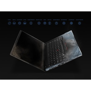"Lenovo ThinkPad X1 Carbon 8th Gen 20U9004VAU 35.6 cm (14"") Ultrabook - Full HD - 1920 x 1080 - Intel Core i5 (10th Gen) i5"
