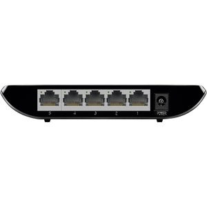 TP-Link TL-SG1005D 5 Ports Ethernet Switch - 2 Layer Supported - Twisted Pair - Wall Mountable, Desktop