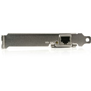 1 Port PCI 10/100 Mbps Ethernet Network Adapter Card - PCI - 100 MB/s Data Transfer Rate - 1 Port(s) - 1