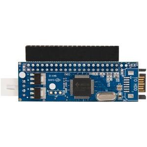 StarTech.com 40 Pin Female IDE to SATA Adapter Converter - bidirectional IDE SATA - IDE to SATA Converter - 1 x IDE Female
