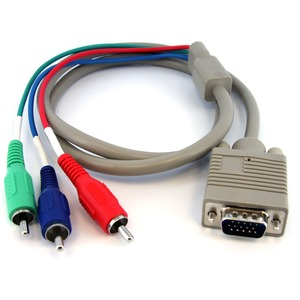 StarTech.com HDMI® to VGA Video Adapter Converter with Audio - HD to VGA Monitor 1080p - Functions: Signal Conversion, Vid