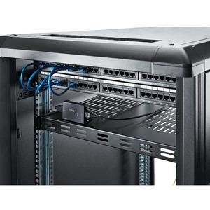 Juego Kit Extensor HDMI por Cable Ethernet UTP Cat5 Cat6 RJ45 Adaptador POC Power over Cable StarTech.com ST121HDBTE