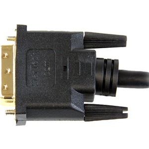 StarTech.com 50 cm DVI/HDMI Video Cable for Projector, Video Device - 1 - First End: 1 x HDMI Male Digital Audio/Video - S