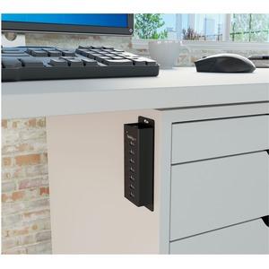 Concentrador USB 3.0 de 7 Puertos con Caja de Metal - Hub de Sobremesa o Montaje en Pared StarTech.com ST7300U3M