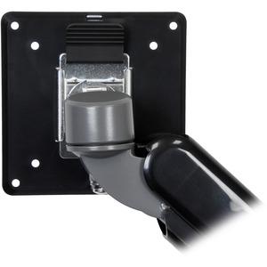 "StarTech.com Single Monitor Arm - Slim Profile - Supports Monitors up to 26"" - Adjustable Computer Monitor Stand - VESA St"