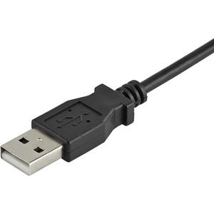 StarTech.com Adattatore crash cart portatile per PC con alloggio robusto - Console KVM USB con trasferimento di file e Acq