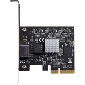 StarTech.com Tarjeta de Red Ethernet PCI Express de 1 Puerto 10GBase-T/NBASE-T - Con soporte para 5 Velocidades - 10G/5G/2