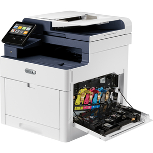 Xerox WorkCentre 6515V/DN LED Multifunction Printer - Colour - Copier/Fax/Printer/Scanner - 28 ppm Mono/28 ppm Color Print