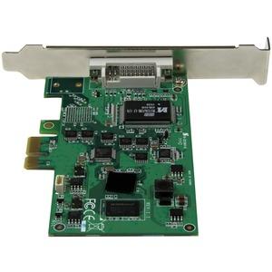 PCIe Video Capture Card - PCIe Capture Card - 1080P - HDMI, VGA, DVI, & Component - Capture Card (PEXHDCAP2)