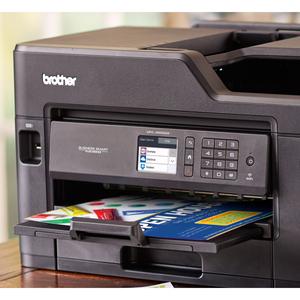 Brother Business Smart MFC MFC-J5330DW Wireless Inkjet Multifunction Printer - Colour - Copier/Fax/Printer/Scanner - 35 pp