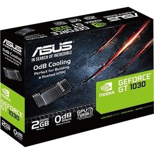 Scheda video Asus NVIDIA GeForce GT 1030 - 2 GB GDDR5 - Low-profile - 1,27 GHz Core - 1,51 GHz Boost Clock - 64 bit Ampiez