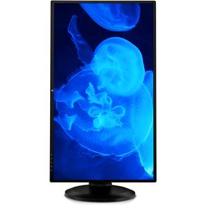 "V7 L27HAS2K-2E 68.6 cm (27"") WQHD LED LCD Monitor - 16:9 - Black - 685.80 mm Class - 2560 x 1440 - 1.07 Billion Colors - 3"