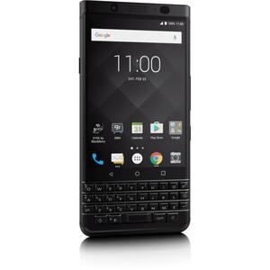 "Smartphone BlackBerry KEYone 64 GB - 4G - 11,4 cm (4,5"") LCD 1620 x 1080 - 4 GB RAM - Android 7.1 Nougat - Nero - Bar - Qu"