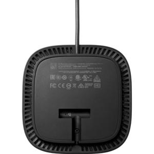 HP USB Type C Docking Station for Notebook - 100 W - 6 x USB Ports - 4 x USB 3.0 - Network (RJ-45) - HDMI - DisplayPort -