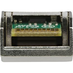 StarTech.com SFP1GETST SFP (mini-GBIC) - 1 x RJ-45 1000Base-TX LAN - For Data Networking - Twisted PairGigabit Ethernet -