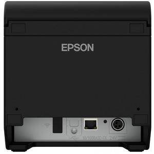 Epson TM-T20III Desktop Direct Thermal Printer - Monochrome - Receipt Print - USB - Serial - EU - 250 mm/s Mono - 203 x 20