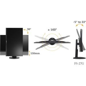 "AG Neovo FS-27G 68.6 cm (27"") Full HD LED LCD Monitor - 16:9 - 685.80 mm Class - Vertical Alignment (VA) - 1920 x 1080 - 1"