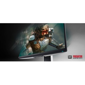 "Alienware AW2521HFLA 63.5 cm (25"") LCD Monitor - Lunar Light - 635 mm Class"