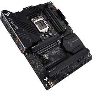 Schede madri desktop TUF GAMING Z590-PLUS WIFI - Intel Chipset - Socket LGA-1200 - Memoria Intel Optane - ATX - Pentium Go