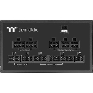 Thermaltake Toughpower GF2 TTP-750AH3FSG-A ATX12V Modular Power Supply - 750 W - Internal - 120 V AC, 230 V AC Input - 3.3