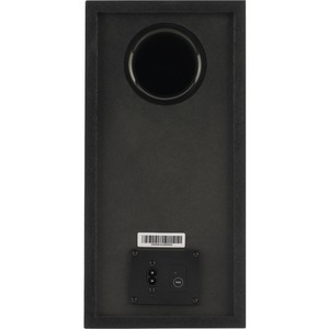 Barra de Sonido JBL SB160 2.1 Bluetooth - 220W RMS - Negro - Montaje en pared - 40Hz a 20kHz - Dolby Digital - USB - HDMI