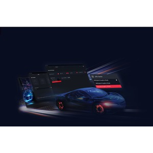 GS76 STEALTH 11UE-216AU LAPTOP TIGER LAKE I7 DDR IV 8GB*2 1TB NVME SSD RTX3060 GDDR6 6GB 17.3IN FHD (1920*1080) 240HZ KILL