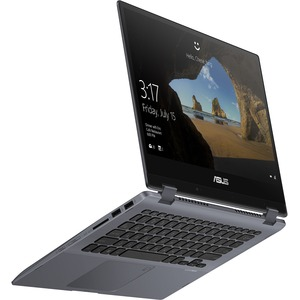"Asus VivoBook Flip 14 TP412 TP412FA-EC574R 35.6 cm (14"") Touchscreen Notebook - Full HD - 1920 x 1080 - Intel Core i7 (10t"