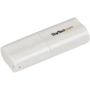 StarTech.com StarTech.com USB 2.0 to Audio Adapter - Sound card - stereo - Hi-Speed USB - Turn a USB port into a Stereo So