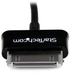 """StarTech.com USB OTG Adapter Cable for Samsung Galaxy Tab? - 6"""" Proprietary/USB Data Transfer Cable for Keyboard, Mouse -"""