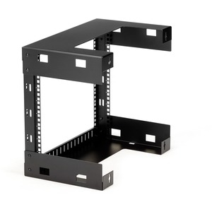 "StarTech.com 8U 19"" Wall Mount Network Rack - 12"" Deep Open Frame for Server Room AV/Data/Patch Panel/IT/Computer Equipmen"