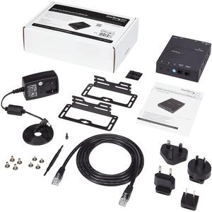 StarTech.com Ricevitore Ethernet LAN Gigabit video HDMI® Over IP per ST12MHDLAN - 1080p - 1 Dispositivo di uscita - 1 x Re