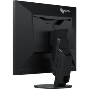 "EIZO FlexScan EV2456-BK 61.2 cm (24.1"") WUXGA LED LCD Monitor - 16:10 - Black - 1920 x 1200 - 16.7 Million Colours - 250 c"