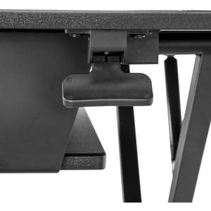 "Elevador de sobremesa multiuso StarTech.com - Hasta 61 cm (24"") para pantalla plana - 15 kg Capacidad de carga - 55,9 cm A"