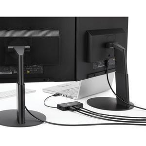 StarTech.com Docking Station USB 3.0 para Dos Monitores DisplayPort - Replicador de Puertos USB 3.0 para Ordenador Portáti