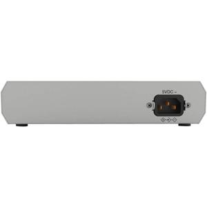 Switch Ethernet Allied Telesis FS710/16 16 Porte - 2 Layer supportato - Coppia incrociata - 1U Alto - Rack-Montabile, Desk