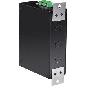 Switch Ethernet TRENDnet TI-PG160 16 Porte - Nuovo - 2 Layer supportato - Coppia incrociata - Montaggio su guida DIN, Para