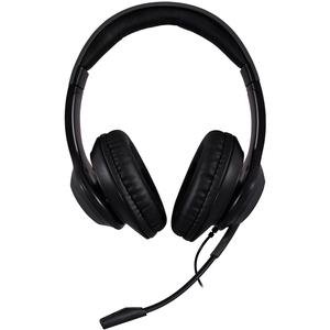 Auriculares V7 Premium HC701 Cableado De Diadema Estéreo - Gris, Negro - Biauricular - Circumaural - 32 Ohm - 20 Hz a 20 k