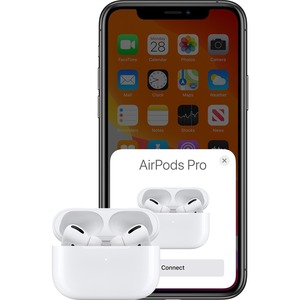 Apple AirPods True Wireless Earbud Stereo Earset - In-ear - Bluetooth - Noise Cancelling Microphone - Noise Canceling