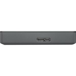 "Seagate Basic STJL2000400 2 TB Portable Hard Drive - 2.5"" External - Desktop PC Device Supported - USB 3.0"