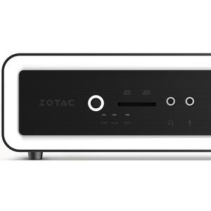 Zotac ZBOX nano ZBOX-CI662NANO-BE Desktop Computer - Intel Core i7 10th Gen i7-10510U 1.80 GHz DDR4 SDRAM - Mini PC - Inte