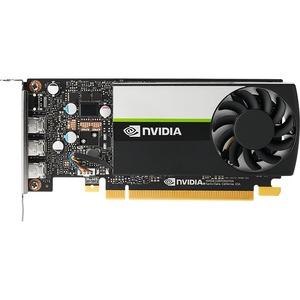 Scheda video PNY NVIDIA T400 - 2 GB GDDR6 - Low-profile - 64 bit Ampiezza bus - PCI Express 3.0 x16 - Mini DisplayPort