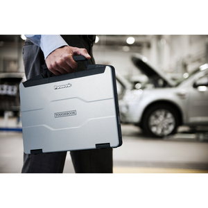 "Panasonic Toughbook FZ-55 FZ-55B-007T4 35.6 cm (14"") Notebook - 1920 x 1080 - Intel Core i5 (8th Gen) i5-8365U 1.60 GHz -"