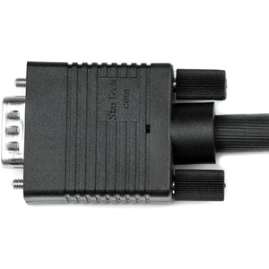StarTech.com 30 ft Coax High Resolution VGA Monitor Cable - HD15 M/M - Connect your VGA monitor with the highest quality c