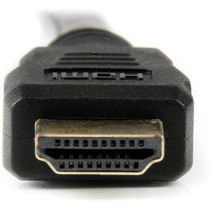 StarTech.com Cavo HDMI® a DVI-D di 10 m - M/M - Estremità 1: 1 x HDMI Maschio Audio/video digitale - Estremità 2: 1 x DVI-