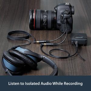 StarTech.com Cavo splitter stereo 15 cm - 3,5 mm maschio a 2 connettori femmina 3,5 mm - Estremità 1: 1 x Mini-phone Masch